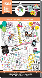 Mambi Happy Planner -tarrapakkaus Tiny