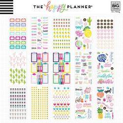 Mambi Happy Planner -tarrapakkaus Student