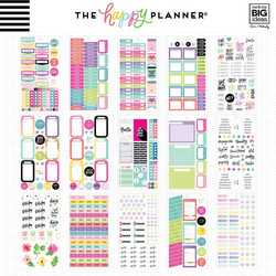 Mambi Happy Planner -tarrapakkaus Fri YAY - Student