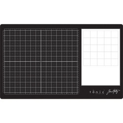 Tim Holtz Glass Media Mat -alusta