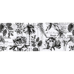 Tim Holtz Idea-Ology Collage paperipakkaus Botanical