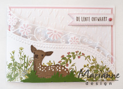 Marianne Design Tiny's Border Meadow -leimasinsetti