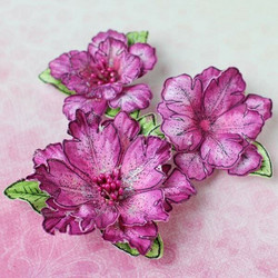 Heartfelt Creations 3D Floral Basics Shaping -muotit