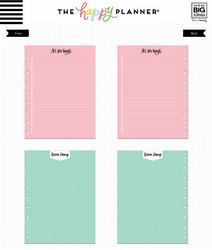 Mambi Happy Planner paperipakkaus, Colored