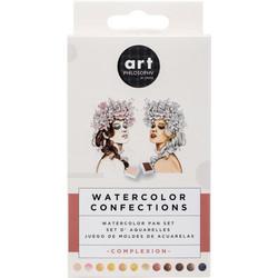 Prima Watercolor Confections, Complexion, vesivärit