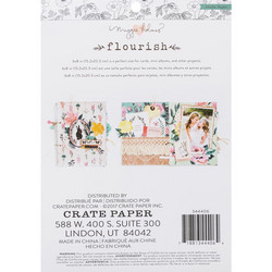 American Crafts paperipakkaus Maggie Holmes Flourish, with foil