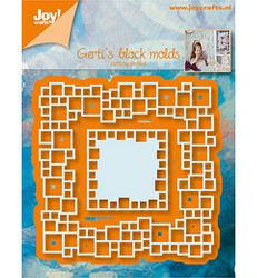 Joy! Crafts stanssisetti Gerti's Block Molds