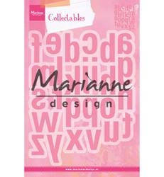 Marianne Design Alphabet XXL -stanssisetti