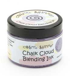 Cosmic Shimmer Chalk Cloud Blending Ink, sävy Sweet Violet