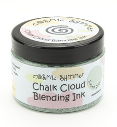 Cosmic Shimmer Chalk Cloud Blending Ink, sävy Subtle Sage