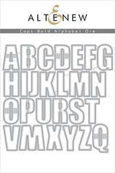 Altenew stanssisetti Caps Bold Alphabet