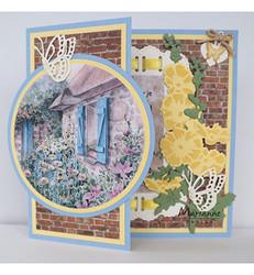 Marianne Design korttikuvat Cottages