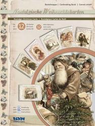 Reddy korttiaskartelupakkaus Nostalgic Christmas