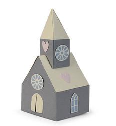 Sizzix Thinlits stanssisetti Scandi Church