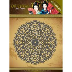 Amy Design Oriental stanssisetti Mandala