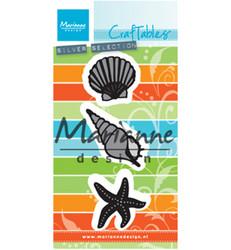 Marianne Design stanssisetti Seashells