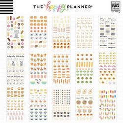 Mambi Happy Planner Value Pack -tarrapakkaus Food