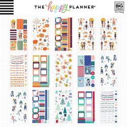 Mambi Happy Planner Value Pack -tarrapakkaus Squad Goals