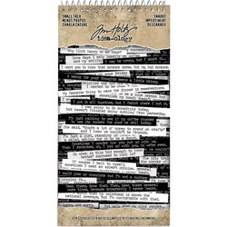 Tim Holtz Idea-ology Small Talk Snarky -tarrat