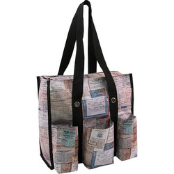 Tim Holtz Storage Studios Documentation Shoulder Tote, laukku