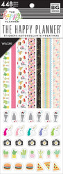 Mambi Happy Planner Washi Sticker Book -tarrapakkaus Super Fun