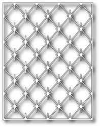 Poppystamps Diamond Background -stanssi