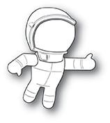 Memory Box Astro Suit -stanssisetti