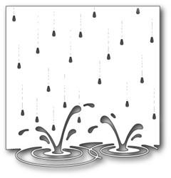 Memory Box Splashing Puddles -stanssi