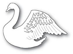 Memory Box Proud Swan -stanssi