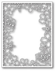 Memory Box Floral Fantasy Frame -stanssi