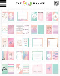 Mambi Happy Planner Tiny -tarrapakkaus Lovely Pastels