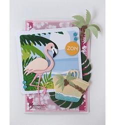 Marianne Design Eline's Flamingo -stanssisetti