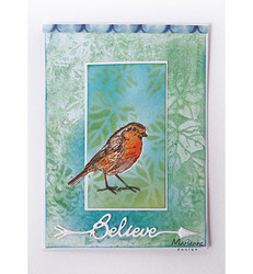Marianne Design Arrow Sentiments -stanssisetti