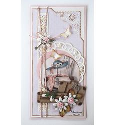 Marianne Design korttikuvat Brocante
