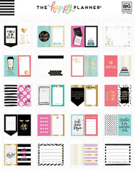 Mambi Happy Planner Tiny -tarrapakkaus Make Things Happen