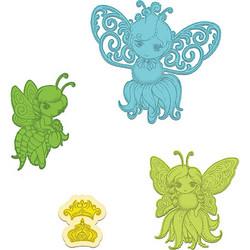 Heartfelt Creations Honey Bee Maidens -stanssisetti