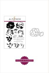 Altenew Build-A-Flower Rose stanssi- ja leimasinsetti