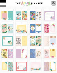 Mambi Happy Planner Tiny -tarrapakkaus Fun Florals
