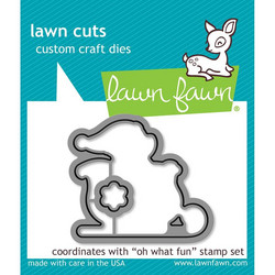 Lawn Fawn Oh What Fun -stanssisetti