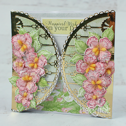 Heartfelt Creations Oakberry Lane Blossoms -stanssisetti