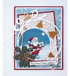 Marianne Design stanssisetti Christmas Ornament