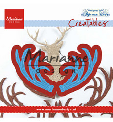 Marianne Design stanssisetti Anja's Antlers