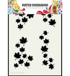 Dutch Duubadoo Autumn Leaves -maski