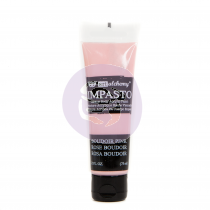 Finnabair Art Alchemy Impasto Paint, sävy Dusty Rose
