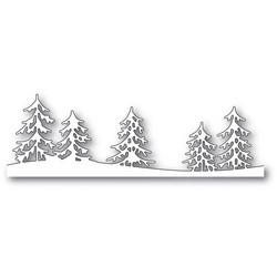 Poppystamps Wooden Glen Landscape -stanssi