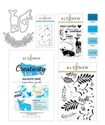 Altenew Majestic Deer Creativity Kit -setti