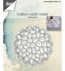 Joy! Crafts stanssisetti Endless Crackle Rosette