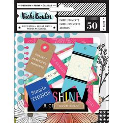 Vicki Boutin Journaling -leikekuvat