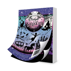 Hunkydory The Little Book of Twilight Kingdom -korttikuvat