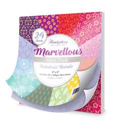 Hunkydory Marvellous Mirri paperipakkaus Fabulous Florals